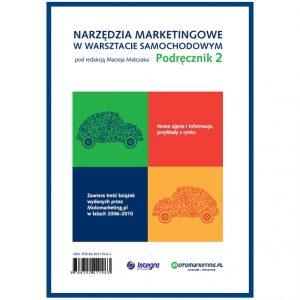 Narzędzia marketingowe w warsztacie samochodowym. Podręcznik 2